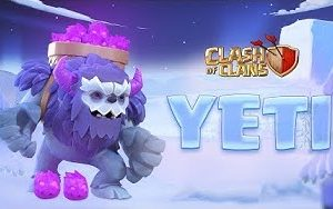Yeti-clash-of-clans