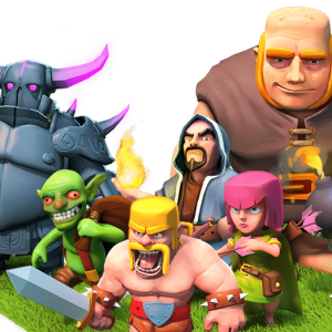 leger clash of clans