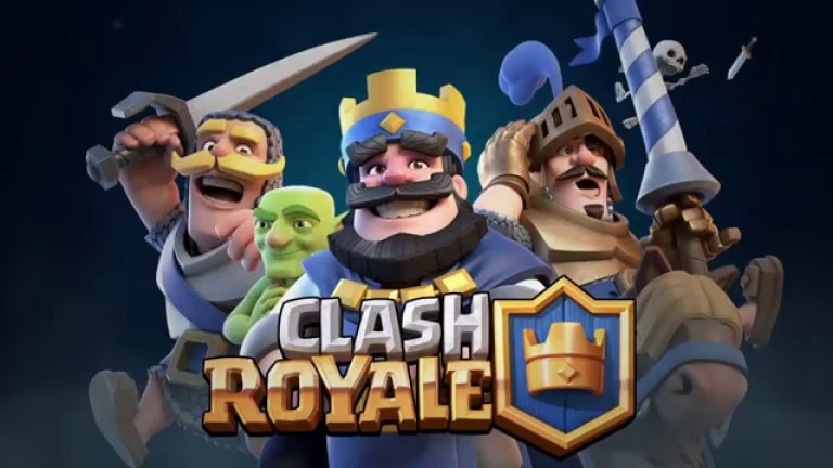 Clash Royale Spelen