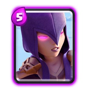 Heks clash royal