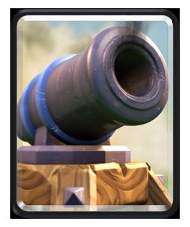 kanon clash royale